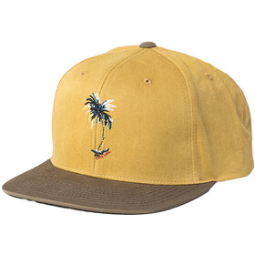 Rip Curl Plantation Casquette Snapback Homme, mustard